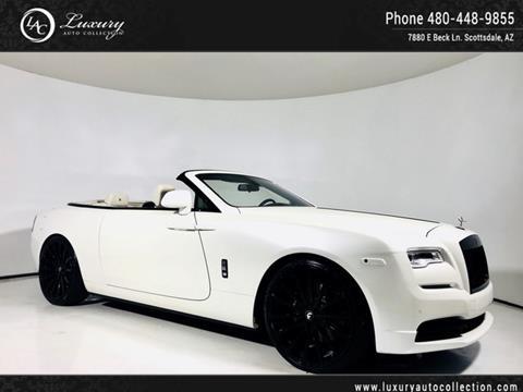 2017 Rolls-Royce Dawn for sale in Scottsdale, AZ