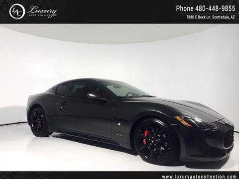 2014 Maserati GranTurismo for sale in Scottsdale, AZ