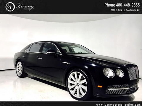 2014 Bentley Flying Spur for sale in Scottsdale, AZ
