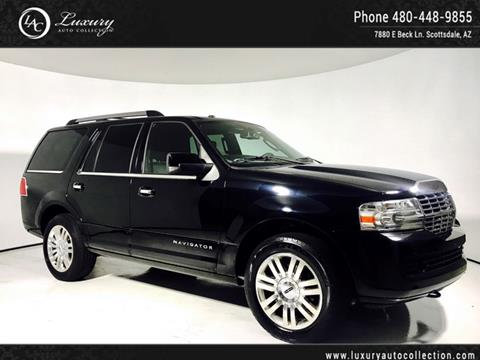 2011 Lincoln Navigator for sale in Scottsdale, AZ