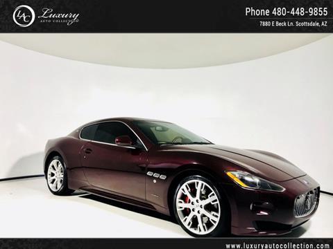2012 Maserati GranTurismo for sale in Scottsdale, AZ