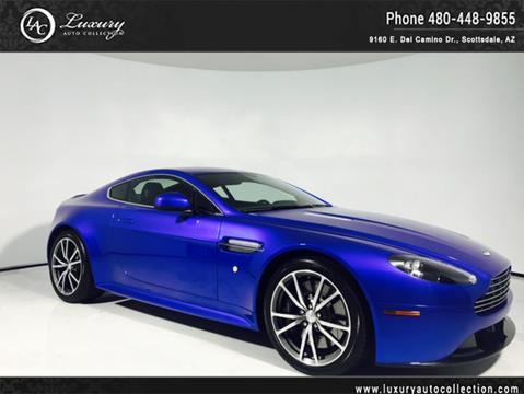 2014 Aston Martin V8 Vantage for sale in Scottsdale, AZ