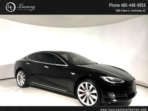 2016 Tesla Model S for sale in Scottsdale, AZ