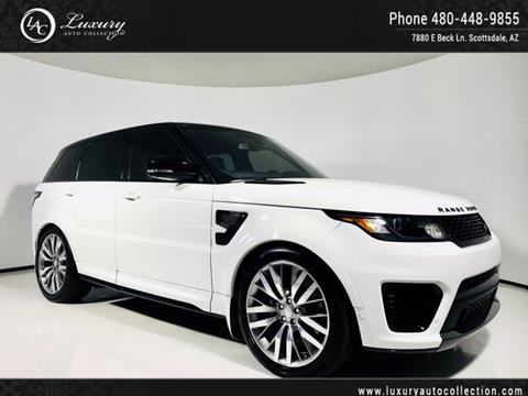 2016 Land Rover Range Rover Sport for sale in Scottsdale, AZ