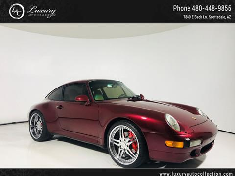 1996 Porsche 911 for sale in Scottsdale, AZ