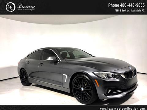 2016 BMW 4 Series for sale in Scottsdale, AZ