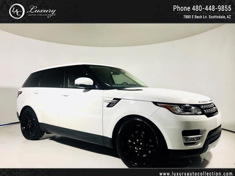 2014 Land Rover Range Rover Sport for sale in Scottsdale, AZ
