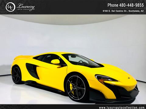 2016 McLaren 675LT for sale in Scottsdale, AZ