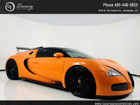 2006 Bugatti Veyron 16.4 for sale in Scottsdale, AZ
