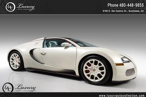 2011 Bugatti Veyron Grand Sport for sale in Scottsdale, AZ