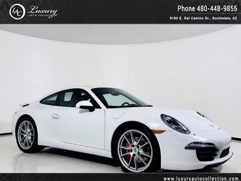 2013 Porsche 911 for sale in Scottsdale, AZ