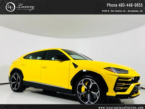 lamborghini urus for sale in carrollton, ga - carsforsale®