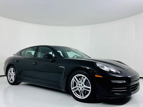 2014 Porsche Panamera for sale in Scottsdale, AZ