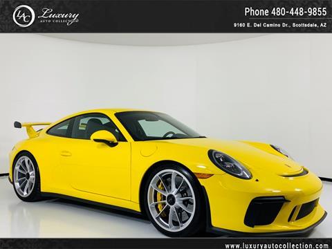 2018 Porsche 911 for sale in Scottsdale, AZ