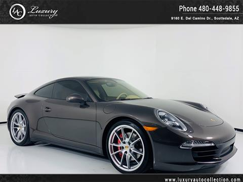 2014 Porsche 911 for sale in Scottsdale, AZ