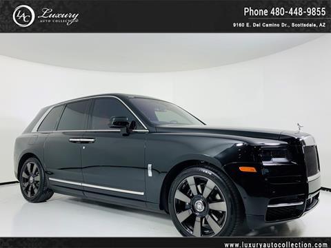 2019 Rolls-Royce Cullinan for sale in Scottsdale, AZ