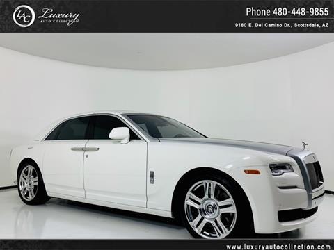 2017 Rolls-Royce Ghost for sale in Scottsdale, AZ