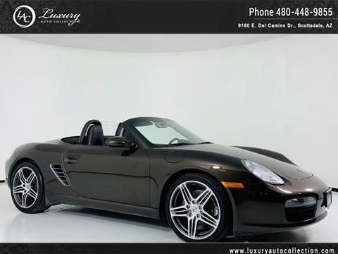 2008 Porsche Boxster for sale in Scottsdale, AZ