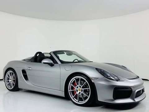 2016 Porsche Boxster for sale in Scottsdale, AZ