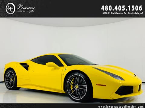 2018 Ferrari 488 GTB for sale in Scottsdale, AZ
