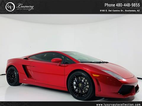 Used 2009 Lamborghini Gallardo For Sale In California Carsforsale Com
