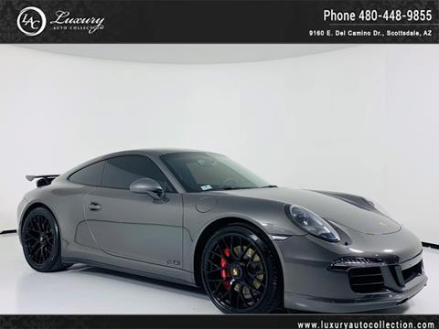 2016 Porsche 911 for sale in Scottsdale, AZ
