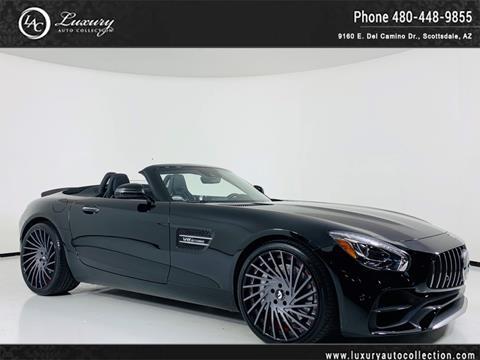 2018 Mercedes-Benz AMG GT for sale in Scottsdale, AZ