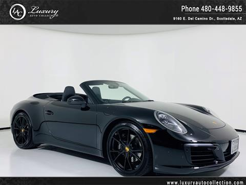 2017 Porsche 911 for sale in Scottsdale, AZ