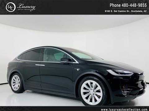2017 Tesla Model X For Sale In Scottsdale Az