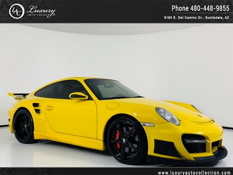 2008 Porsche 911 for sale in Scottsdale, AZ