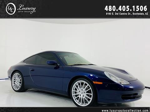 2001 Porsche 911 for sale in Scottsdale, AZ