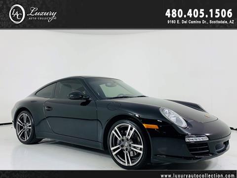 2012 Porsche 911 for sale in Scottsdale, AZ