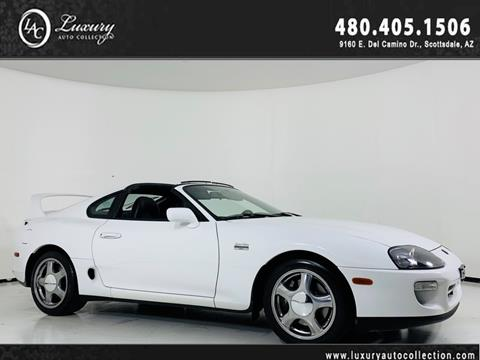 1997 Toyota Supra for sale in Scottsdale, AZ