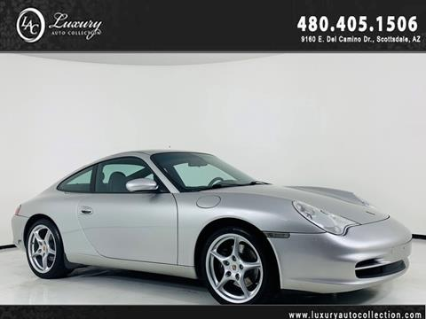 2002 Porsche 911 for sale in Scottsdale, AZ