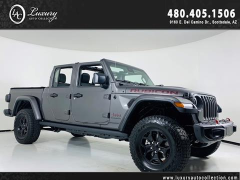 2020 Jeep Gladiator for sale in Scottsdale, AZ