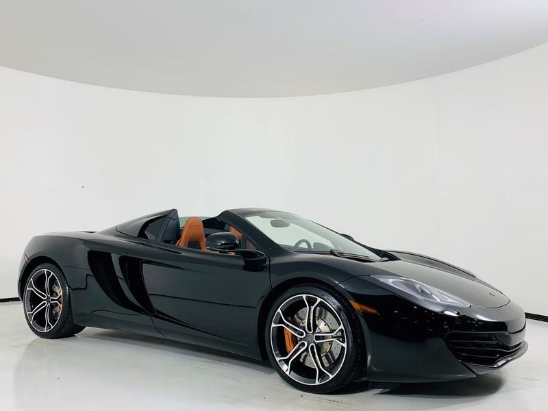 2013 McLaren MP4-12C Base 2dr Convertible