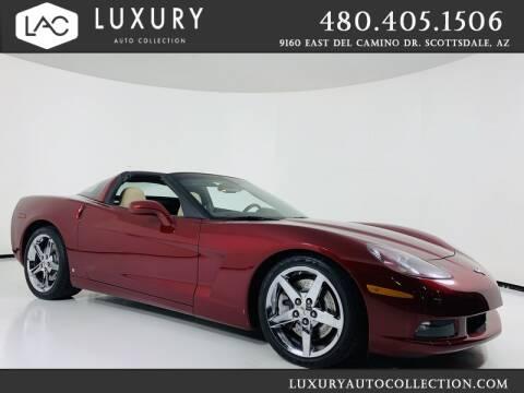2007 Chevrolet Corvette for sale in Scottsdale, AZ