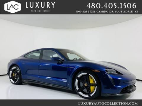 2020 Porsche Taycan for sale at Luxury Auto Collection in Scottsdale AZ