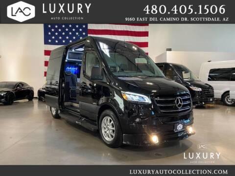 2019 Mercedes-Benz Sprinter Cargo for sale at Luxury Auto Collection in Scottsdale AZ
