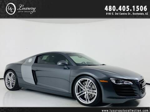 2009 Audi R8 for sale at Luxury Auto Collection in Scottsdale AZ