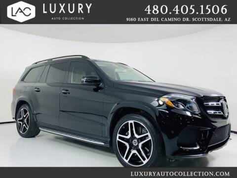 2019 Mercedes-Benz GLS for sale at Luxury Auto Collection in Scottsdale AZ