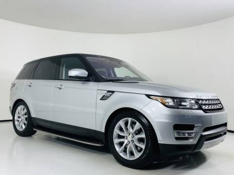 2016 Land Rover Range Rover Sport for sale at Luxury Auto Collection in Scottsdale AZ