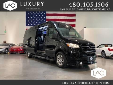 2019 Mercedes-Benz Sprinter Crew for sale at Luxury Auto Collection in Scottsdale AZ