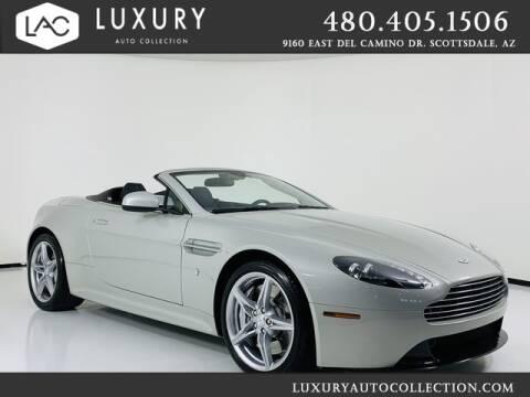 2016 Aston Martin V8 Vantage for sale at Luxury Auto Collection in Scottsdale AZ