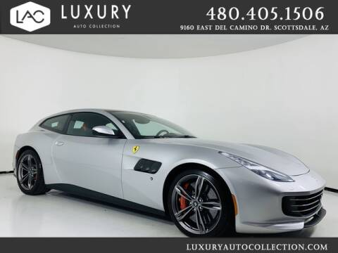 2018 Ferrari GTC4Lusso for sale at Luxury Auto Collection in Scottsdale AZ