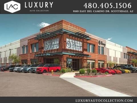 2017 Chevrolet Corvette for sale at Luxury Auto Collection in Scottsdale AZ