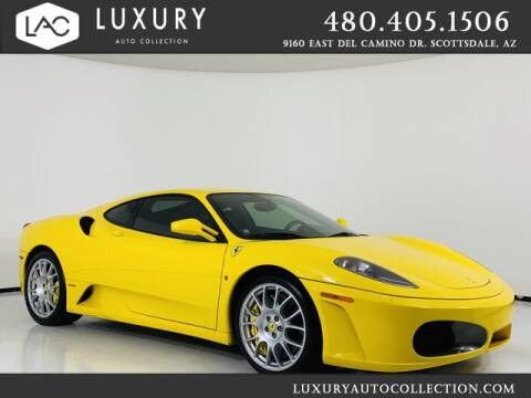 2008 Ferrari F430 for sale at Luxury Auto Collection in Scottsdale AZ