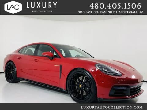 2020 Porsche Panamera for sale at Luxury Auto Collection in Scottsdale AZ