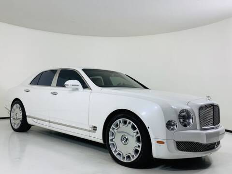 2014 Bentley Mulsanne for sale at Luxury Auto Collection in Scottsdale AZ