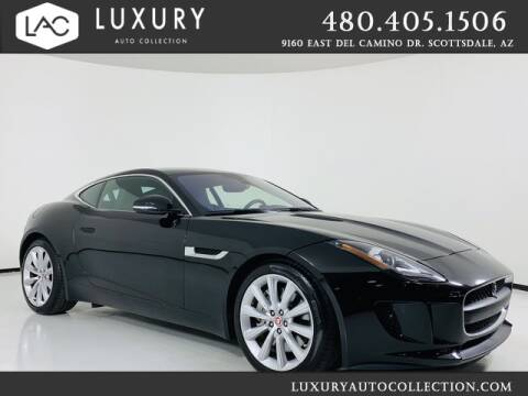 2017 Jaguar F-TYPE for sale at Luxury Auto Collection in Scottsdale AZ